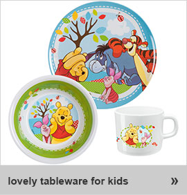lovely tableware for kids