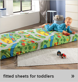 fittet sheeds for toddlers