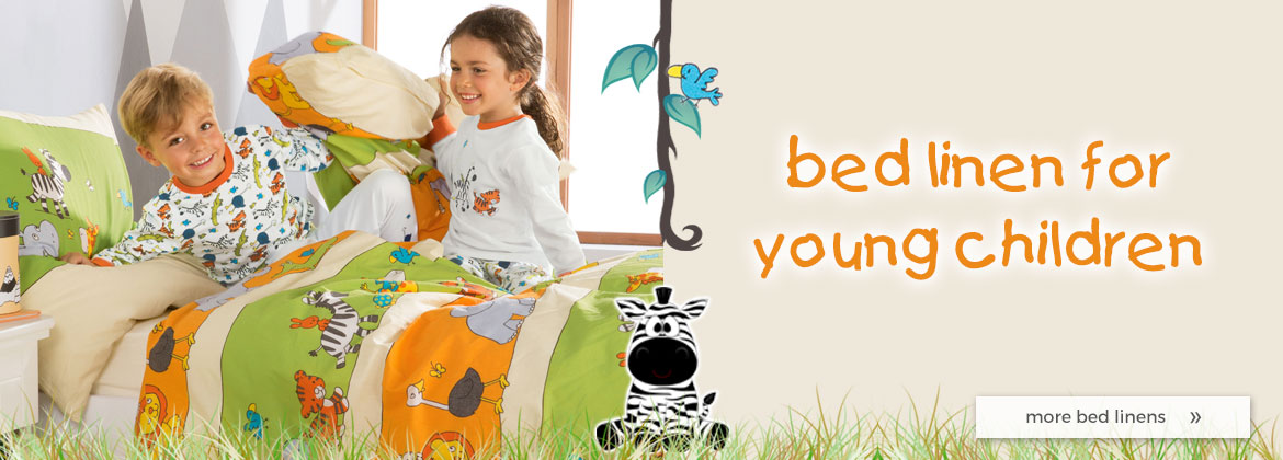 bed linens for your children