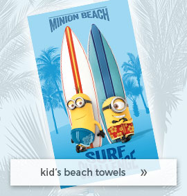 kid´s beach towel
