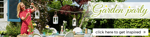 Discover our theme world garden party!