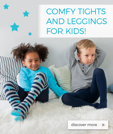 Comfy tights & leggings for kids!