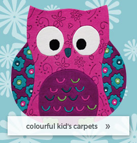colourful kid´s carpets